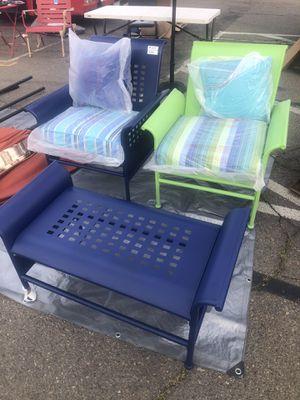 All metal patio furniture for Sale in Orange, CA