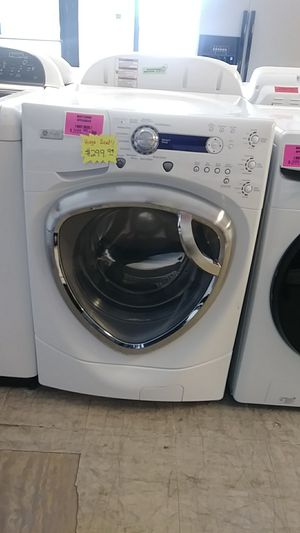 G. E. Profile front load washer for Sale in Houston, TX