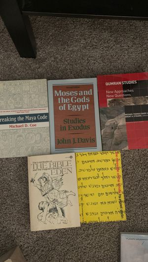 Books on ancient studies of religion for Sale in Lakewood, CO
