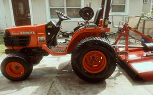 Goodcondition2005 Kubota B7510 Diesel Fuel Injection for Sale in Springfield, MA