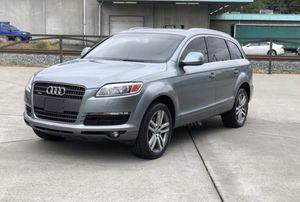 2007 Audi Q7 for Sale in Tacoma, WA