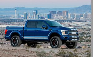 2018 Ford F-150 Shelby for Sale in Mountain SPRG, NV