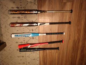 Baseball Bats DeMarini, Mizuno, Easton for Sale in Colton, CA