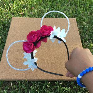 Sleeping Beauty Wire Mickey Ears for Sale in Azusa, CA
