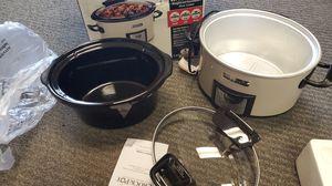 Crock pot the original slow cooker, 4quart for Sale in Melvindale, MI