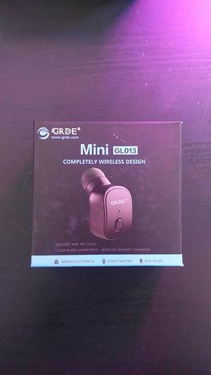 Grde mini gl013 wireless Bluetooth earbud for Sale in Hayward, CA