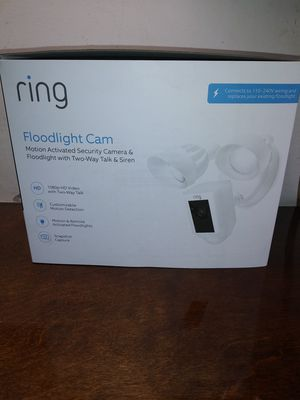 Ring camera for Sale in Lexington, NC