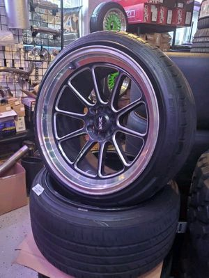 Rim and tire packages! Only $50 down! No credit needed! Financing available! Only $50 down! for Sale in Cicero, IL