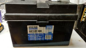 Boat battery box New for Sale in Browns Summit, NC