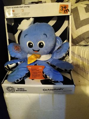 Baby octoplush toy for Sale in Depew, NY