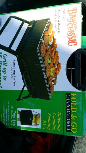 Mini charcoal grill for Sale for sale  New York, NY