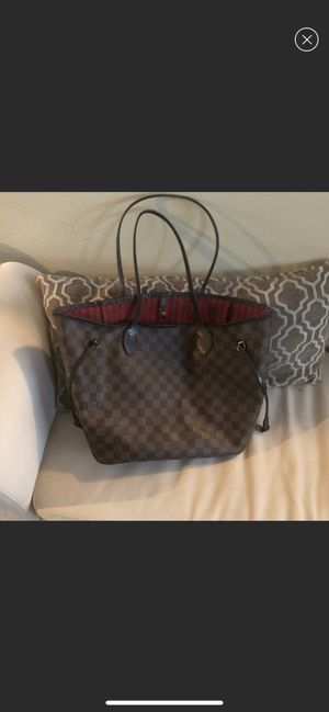 Louis Vuitton Damier Neverfull MM for Sale in Rancho Cucamonga, CA