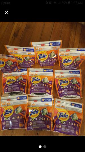 Tide Pods for Sale in Quincy, MA