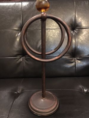 Bronze Towel Rack for Sale in New York, NY