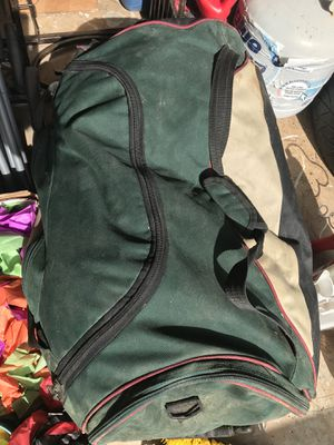 Tent gear and bag for Sale in Miramar, FL