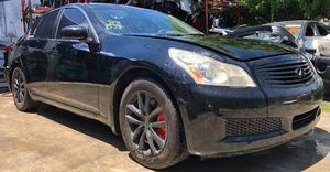 2007 2008 2009 2010 2011 2012 2013 2014 2015 INFINITI G37 G35 G25 Q40 SEDAN PART OUT for Sale in Fort Lauderdale, FL