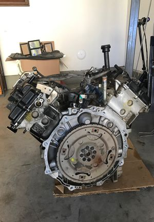 Vk56 Nissan v8 engine block for Sale in Norco, CA