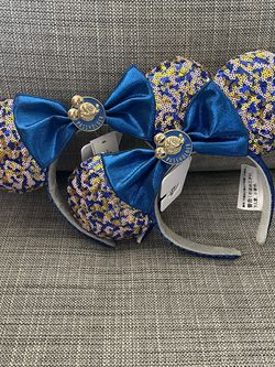 Disney Passholder Ears NWT Mickey Minnie WDW - 2 Pairs for Sale in Orlando,  FL