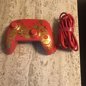 Enhanced Wired Controller For Nintendo Switch for Sale in Redmond, WA