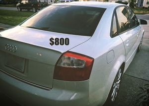 🍁$ 800 Selling my 2005 Audi A4 1.8 T Quattro🍁 for Sale in Gilbert, AZ