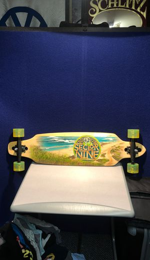 Sector 9 bamboo longboard brand new for Sale in Riverside, CA