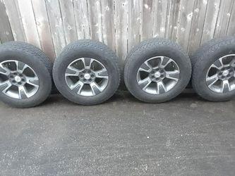 Wheels Off 2018 Chevy Colorado Z71 for Sale in Marysville,  WA