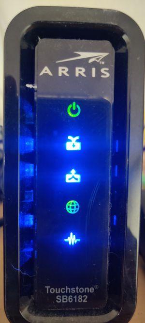 Motorola Surfboard 6182 Docis 3.0 Modem for Sale in Phoenix, AZ