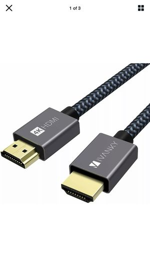 IVANKY 4K HDMI Cable 3.3 ft, iVANKY High Speed 18Gbps HDMI 2.0 Cable, 4K HDR for Sale in Los Angeles, CA
