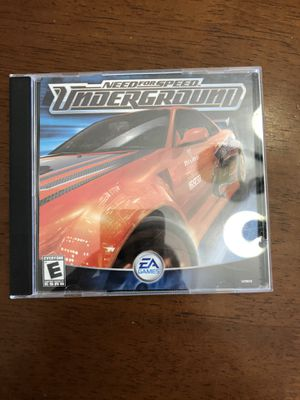 Need for Speed: Underground (PC, 2003) 2 Disc PC CD-ROM Game. See Photos, Great! for Sale in Phoenix, AZ