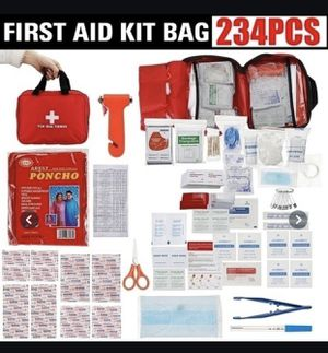 234 of first aid kit for Sale in Romoland, CA