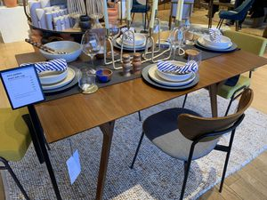 West Elm mid century collection table for Sale in Washington, DC