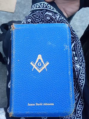 1945 Masomic edition Bible for Sale in San Francisco, CA