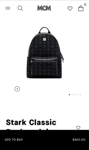 MCM Stark Backpack for Sale in Los Angeles, CA