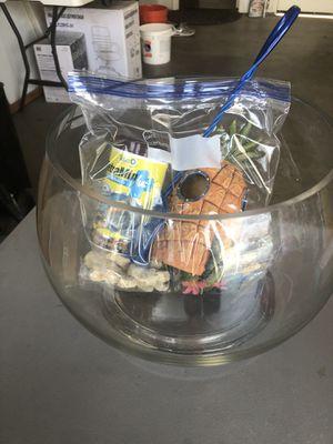 Fish Bowl Kit for Sale in Selma, CA