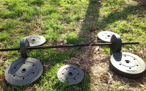 Weight set for Sale in Burkburnett, TX