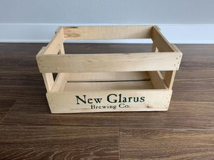 New Glarus Brewing Crate for Sale in Austin, TX