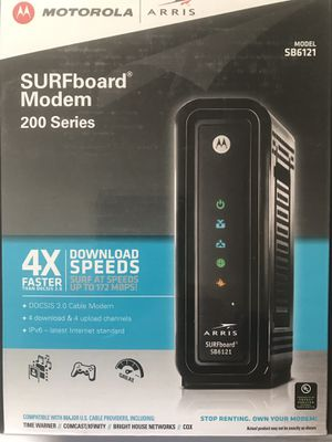 Comcast/Spectrum WiFi Modem for Sale in Downey, CA