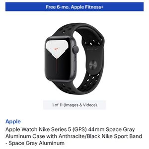Nike Apple Watch Series 5 44mm for Sale in Upland, CA
