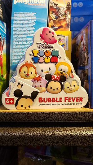 Disney Tsum Tsum Bubble Fever Sealed Card Game (and many more to choose from!) for Sale in Olympia, WA