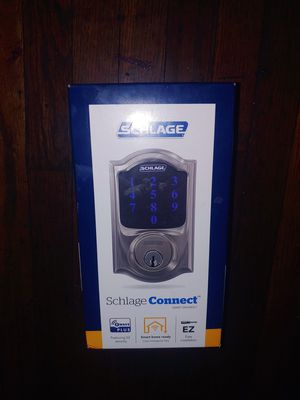 Schlage connect Door lock for Sale in San Leandro, CA