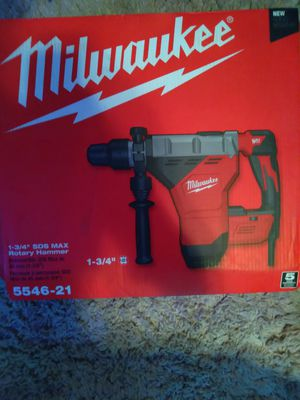 Milwaukee Rotary hammer for Sale in Kent, WA