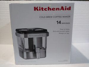 KITCHENAID COLD BREW COFFEEMAKER for Sale in Oakland Park, FL