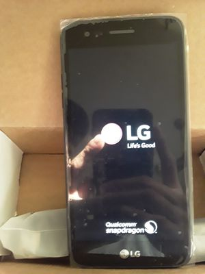 LG 4g Android 5x4 screen for Sale in Perris, CA