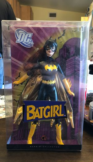 DC COMICS BATGIRL BARBIE *RARE* for Sale in Ramona, CA