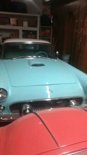 55 Thunderbird v8 manual hard and soft top for Sale in Santa Monica, CA