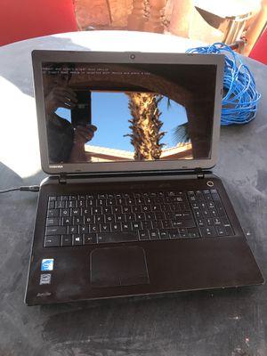 Toshiba Satellite C55 Laptop for Sale in Las Vegas, NV