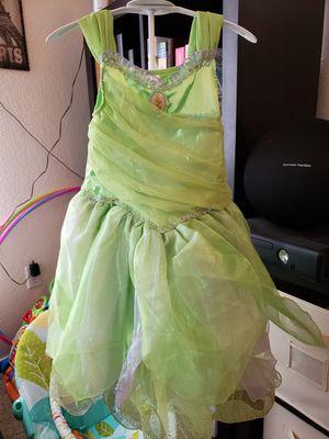 Disney Tinkerbell dress costume size 6 for Sale in Chandler, AZ