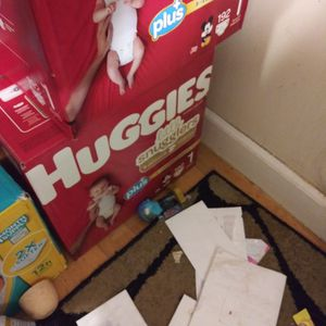 Pampers Sz 1 And Huggies Sz 1 for Sale in Arlington, VA