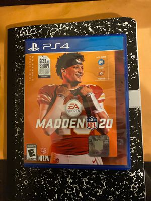 Madden 20 for Sale in Fort Lauderdale, FL