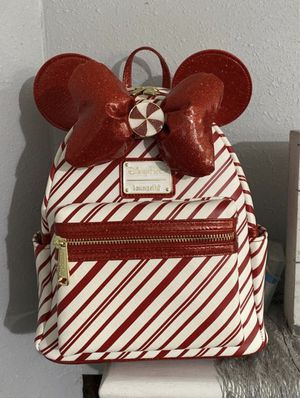 Disney Parks Peppermint Christmas Loungefly for Sale in Los Angeles, CA